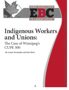 Indigenous Workers and Unions