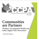 Communities are Partners